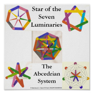 Star of the Seven Luminaries Poster