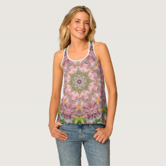 Star of the Tiger Lily Tank Top