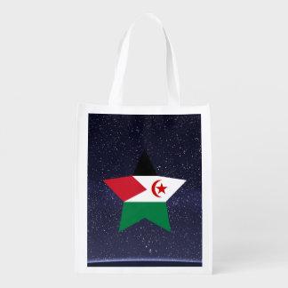 Star of Western Sahara Flag