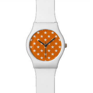Star Pattern Cool Trendy Simple Modern Stars Watch
