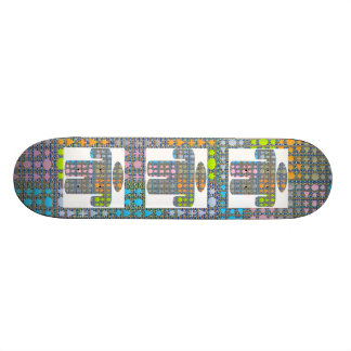 Star Player Boys Skateboard Deck