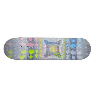 Star Player -  Flying Carpet 20 Cm Skateboard Deck