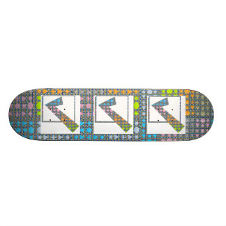 Star Player - Positive Expressions 21.6 Cm Old School Skateboard Deck