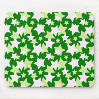 STAR POWER - Green ~ Mouse Pad