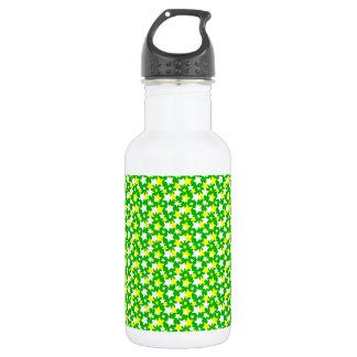 STAR POWER: In the Green! ~ 532 Ml Water Bottle