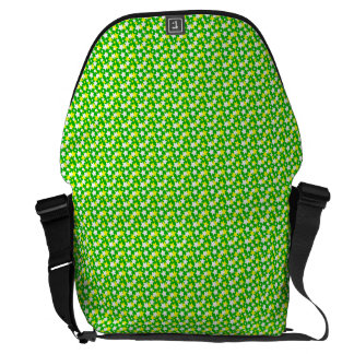 STAR POWER: In the Green! ~ Messenger Bag