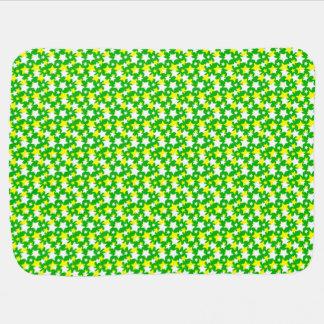 STAR POWER: In the Green! ~ Pramblankets