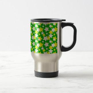 STAR POWER: In the Green! ~ Stainless Steel Travel Mug