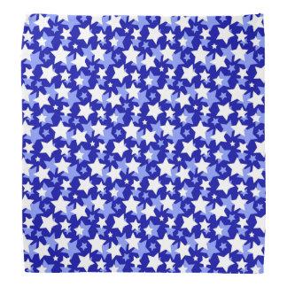 STAR POWER third movement! (blue and white) v.2 ~ Bandana