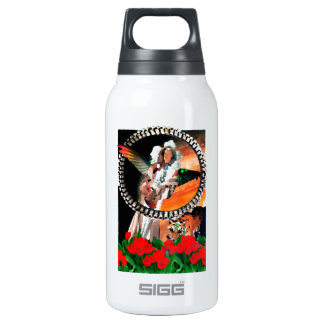 Star Princess and Tiger CricketDiane Fantasy Art 0.3 Litre Insulated SIGG Thermos Water Bottle