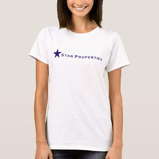 Star Properties Ladies Babydoll T T-Shirt