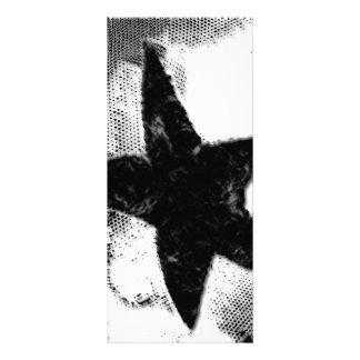Star Rack Card Design