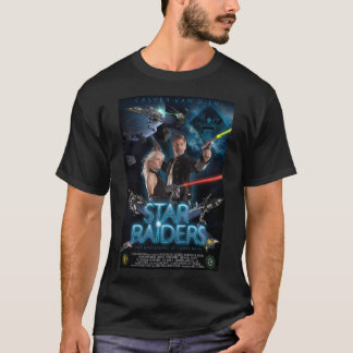 STAR RAIDERS poster art 02 T-Shirt