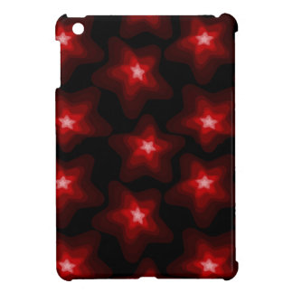 Star red black 4 case for the iPad mini