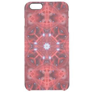 Star Resonance Mandala Clear iPhone 6 Plus Case