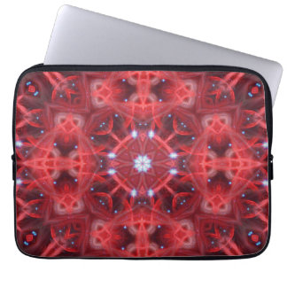 Star Resonance Mandala Laptop Computer Sleeves