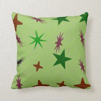 Star rock cushion