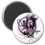 Star Sapphire Graphic 6 Magnets