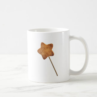 Star shaped cookie coffee mugs