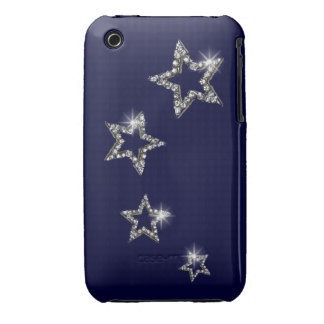 Star shine Case-Mate iPhone 3 case