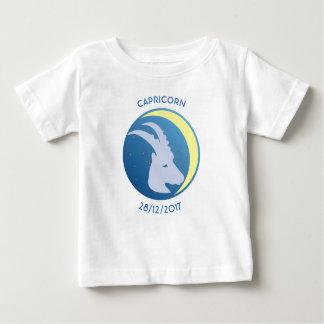 Star Sign Baby T-shirt Capricorn