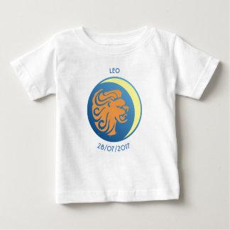 Star Sign Baby T-shirt Leo