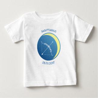 Star Sign Baby T-shirt Sagittarius