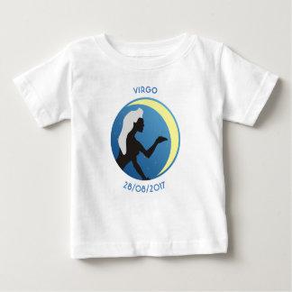 Star Sign Baby T-shirt Virgo