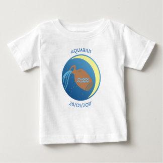 Star Sign Baby Vest Aquarius Baby T-Shirt