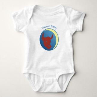 Star Sign Baby Vest Taurus Baby Bodysuit