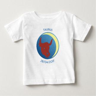 Star Sign Baby Vest Taurus Baby T-Shirt