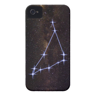 Star Sign Capricorn iPhone 4 Cover