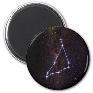Star Sign Capricorn Magnet