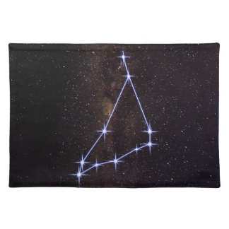 Star Sign Capricorn Placemat