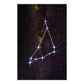 Star Sign Capricorn Stationery