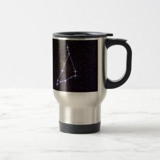 Star Sign Capricorn Travel Mug