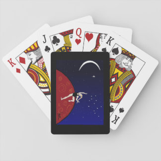 STAR sign collection Playing Cards