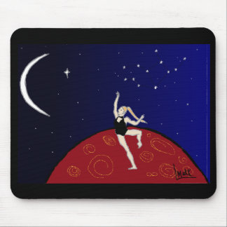 STAR sign collection: Virgo Mouse Pad