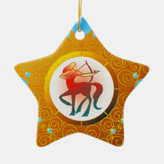 Star Sign Ornament Sagittarius