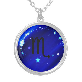 Star Sign: Scorpio Necklace