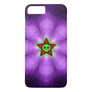 Star Skull purple Samsung Galaxy S5 Case
