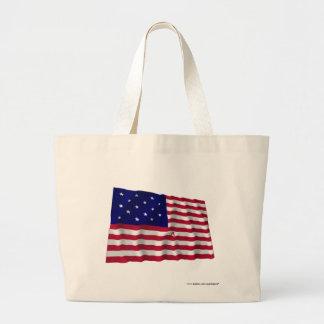 Star Spangled Banner Canvas Bag
