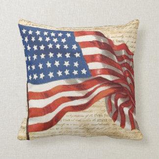 Star Spangled Banner Cushion