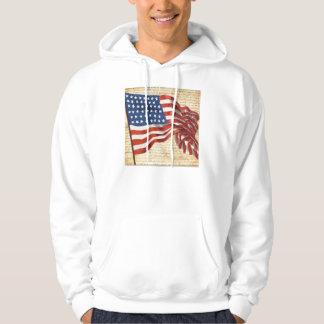 Star Spangled Banner Hoodie