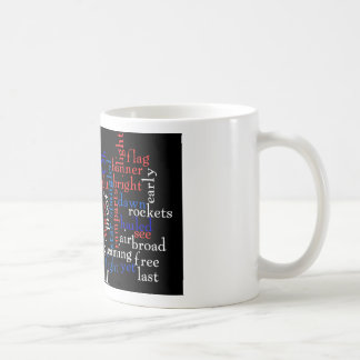 Star Spangled Banner mug