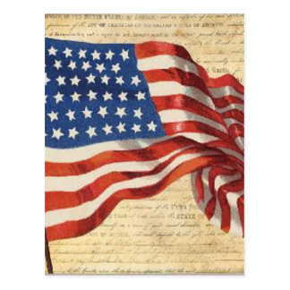 Star Spangled Banner Postcard