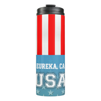 Star-Spangled Style Thermal Tumbler