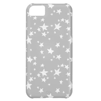 Star/Stars - Slate Grey Neutral / Andrea Lauren iPhone 5C Case