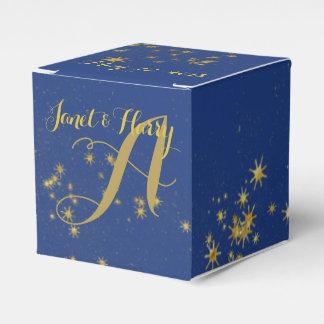 Star Studded Night Favour Box