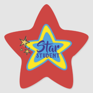 Star Student Stickers